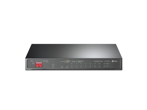 Switch TP-LINK TL-SG1210MP