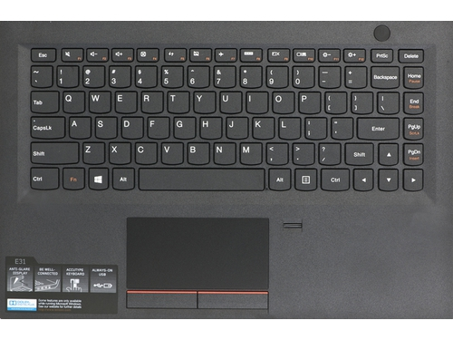 "Laptop Lenovo ThinkPad E31-70 (80KX009FPB) i3-5005U/13,3""IPS/MattFHD/4GB/1TB/HD5500/USB3/HDMI/BT/FP/Win7Profesional&Win8.1/10PRO + Torba Guardit Bailhandle 13,3"" + Mysz N50"