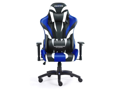 Fotele gamingowe WARRIOR CHAIRS Monster 5903293761076