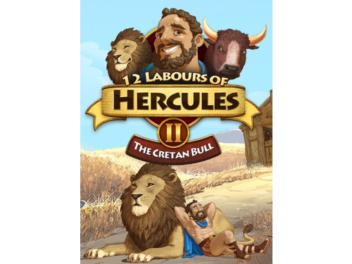 Gra PC Linux Mac OSX 12 Labours of Hercules II: The Cretan Bull wersja cyfrowa