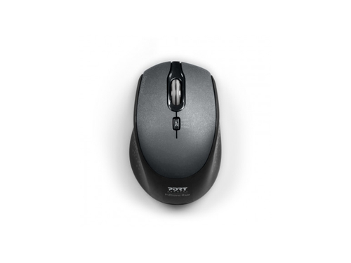 Mysz PORT DESIGNS OFFICE PRO SILENT WIRELESS -BLACK - 900713