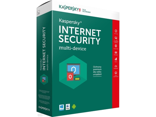 Kaspersky Internet Security Multi-Device ESD 1D/12M - KL1941PCAFS