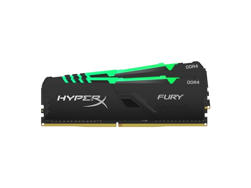 KINGSTON HyperX DDR4 2x8GB 2666MHz RGB - HX426C16FB3AK2/16