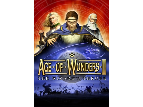 Gra wersja cyfrowa Age of Wonders II: Wizards Throne