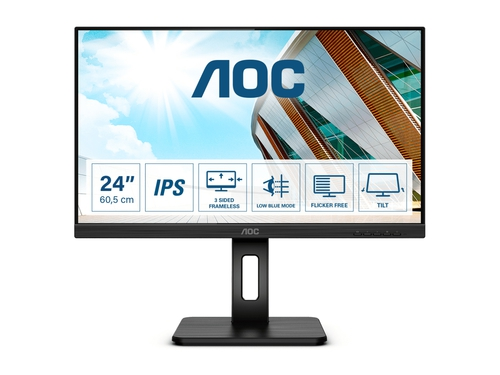 "MONITOR AOC LED 24"" Q24P2Q"