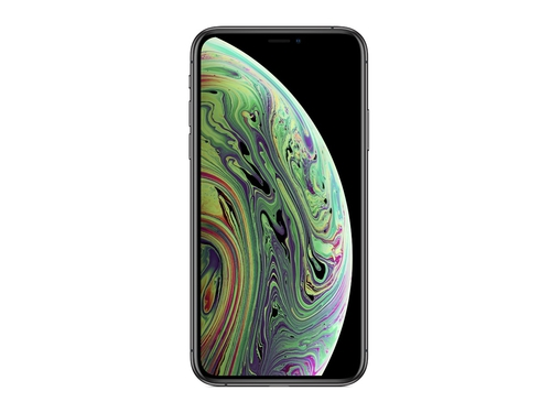 Smartfon Apple iPhone XS 64GB Space Gray MT9E2CN/A Bluetooth WiFi NFC GPS LTE Galileo DualSIM 64GB iOS 12 kolor grafitowy Space Gray