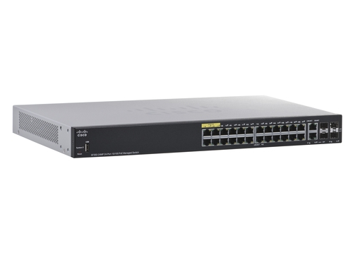 Switch Cisco SF350-24MP-K9-EU