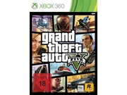 Gra Xbox 360 wersja BOX Grand Theft Auto V