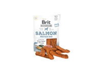 BRIT JERKY Salmon Protein Bar 80g