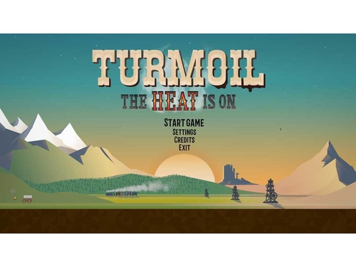 Turmoil - The Heat Is On - K01129