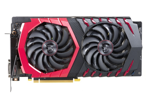 Karta graficzna MSI GeForce GTX1060 GeForce GTX1060 Gaming X GTX 1060 GAMING X 3G 3GB GDDR5 8008 MHz 192-bit