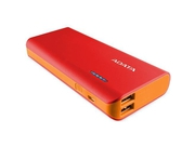 ADATA PT100 Power Bank 10000mAh, orange - APT100-10000M-5V-CRDOR