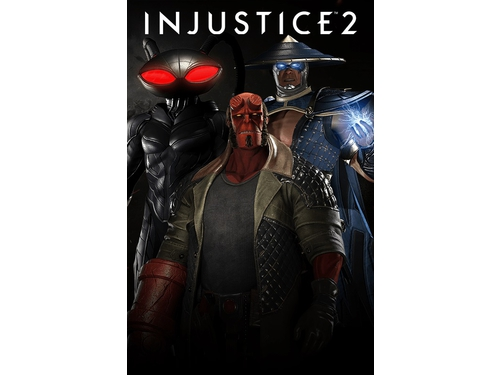 Gra PC Injustice 2 - Fighter Pack 2 - wersja cyfrowa DLC