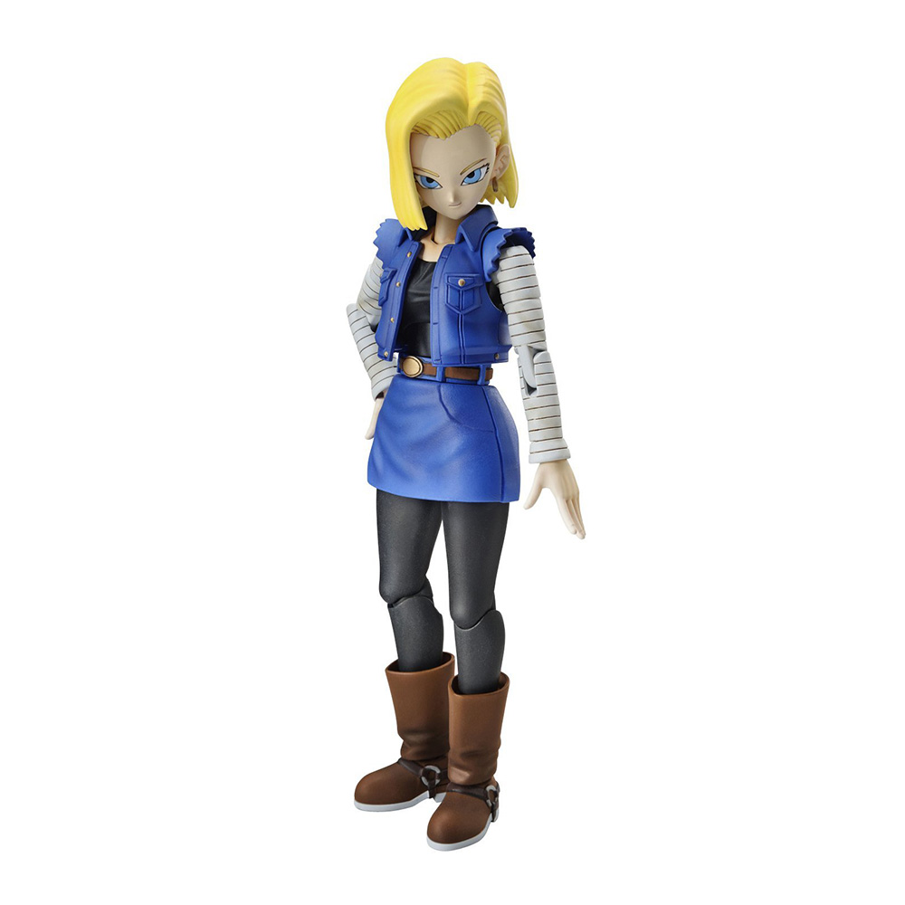 #FIGURE RISE DBZ ANDROID 18 [NEW BOX]