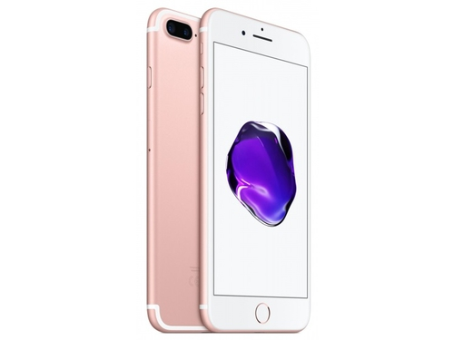 Smartfon Apple iPhone 7 Plus 128GB Rose Gold MN4U2CN/A NFC GPS WiFi LTE Bluetooth 128GB iOS 10 kolor różowy