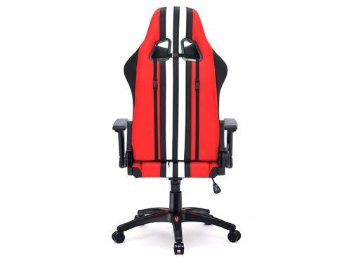 Actina GameOn R5-2400/8GB/256/R580/550/W10 [0057] + Fotel Gamingowy Warrior Chairs Sport Extreme black/red