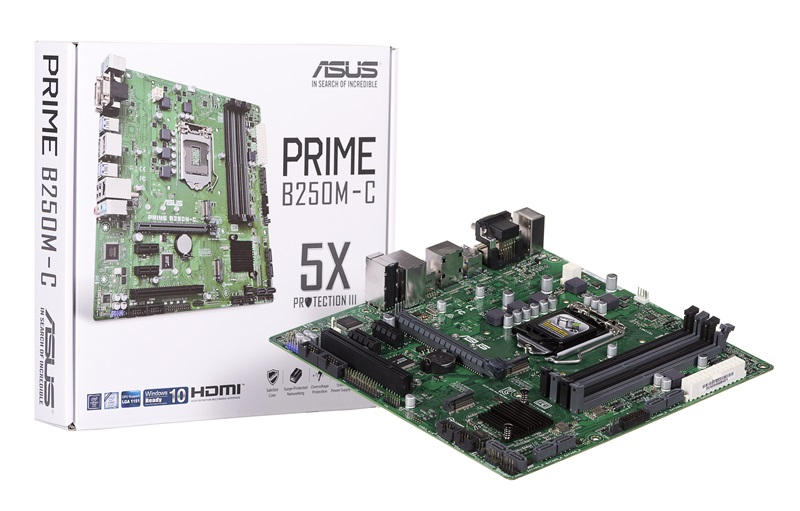 ASUS PRIME B250M-C DRIVER FOR PC