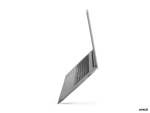 "IdeaPad 3 17ADA05 Ryzen 3 3250U 17.3"" HD+ TN AG 4GB DDR4-2400 256GB SSD M.2 NVMe AMD Radeon Graphics NoOS Platinum Grey - 81W2002DPB"