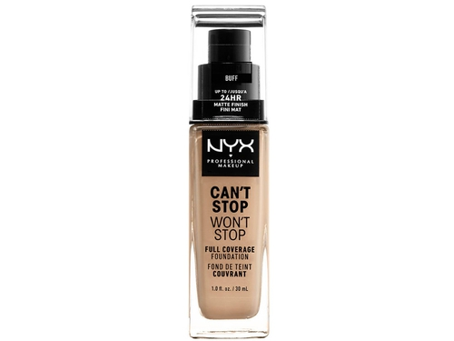 NYX Can't Stop Won't Stop Foundation-BUFF