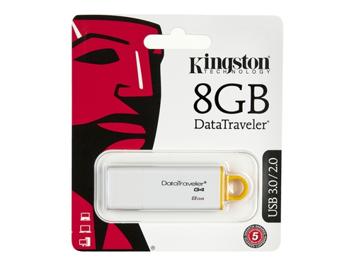 Pendrive Kingston 8GB USB 3.0 DTIG4/8GB