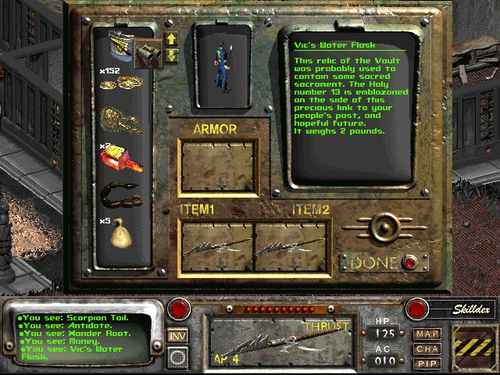 Gra wersja cyfrowa Fallout 2: A Post Nuclear Role Playing Game E35370