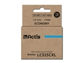 Actis tusz do Brother LC525C new KB-525C