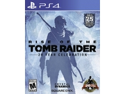 Gra PS4 Rise of the Tomb Raider 20 Year Celebration Edition wersja BOX