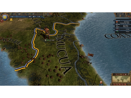 Europa Universalis IV: Conquest of Paradise - K01327