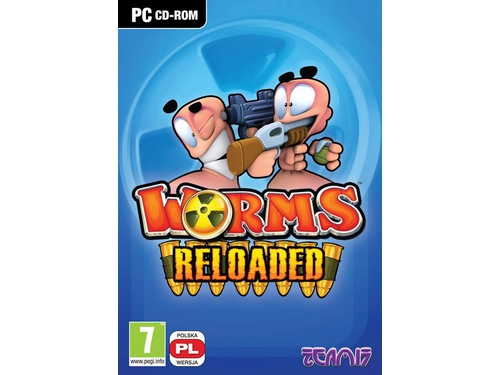 Gra PC Worms Reloaded: Game of the Year Edition - - wersja cyfrowa
