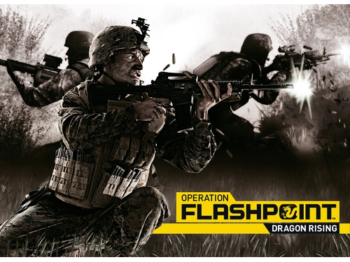 Gra PC Operation Flashpoint: Dragon Rising wersja cyfrowa