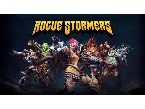Rogue Stormers 4-Pack - K01683