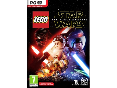 Gra wersja cyfrowa LEGO Star Wars: The Force Awakens - Deluxe Edition E39915