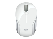 Logitech® Wireless Mini Mouse M187 Biały - 910-002735