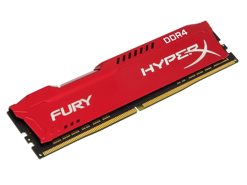 KINGSTON HyperX FURY DDR4 8GB 2933MHz HX429C17FR2/8