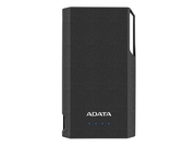ADATA POWERBANK S10000 10000mAh BLACK 2.1A - AS10000-USBA-CBK
