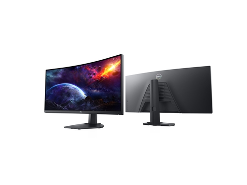 """MONITOR DELL LED 34"""" S3422DWG - 210-AZZE"""