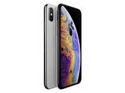 Smartfon Apple iPhone XS Max 64GB Silver MT512CN/A Bluetooth WiFi GPS LTE Galileo DualSIM 64GB iOS 12 kolor srebrny