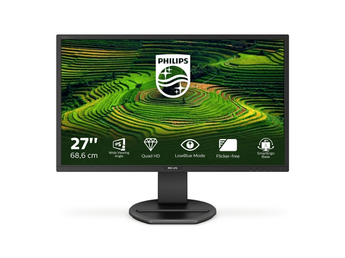 "MONITOR PHILIPS LED 27"" 272B8QJEB/00"