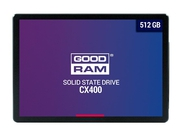 SSD GOODRAM CX400 512GB SATA III 2,5 RETAIL - SSDPR-CX400-512