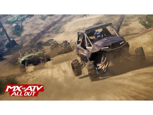 Gra wersja cyfrowa MX vs ATV – All Out K01154
