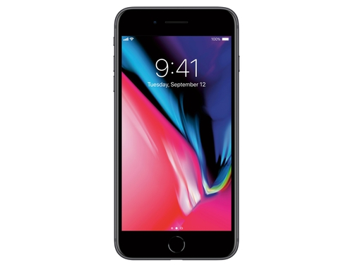 Smartfon Apple iPhone 8 Plus 64GB Space Gray MQ8L2PM/A Galileo LTE Bluetooth WiFi GPS 64GB iOS 11 kolor szary Space Gray