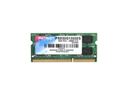 PATRIOT DDR3 16GB 2GB SIGNATURE 1333MHz CL9 SO-DIMM - PSD32G13332S