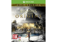 Gra Xbox One ASSASSIN'S CREED ORIGINS GOLD PL - 3307216025221