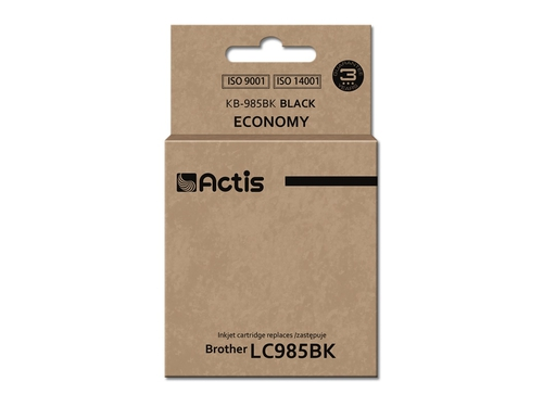 ACS tusz Brother LC985 Black KB-985Bk