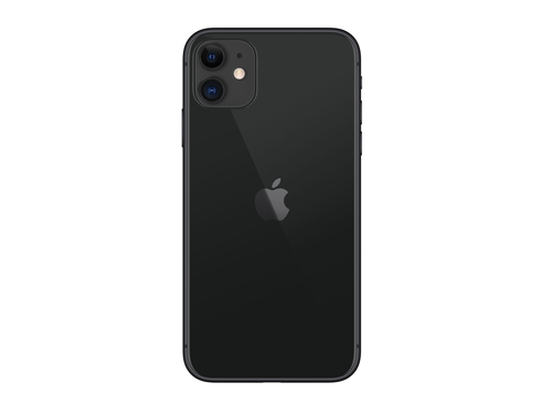 Apple iPhone 11 128GB Black - MWM02ZD/A