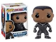 FUNKO POP VINYL: Civil War - Black Panther Ltd Ed.