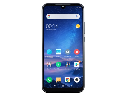 Smartfon XIAOMI Redmi 7 64GB Black Bluetooth WiFi GPS LTE DualSIM 64GB Android 9.0 Eclipse Black
