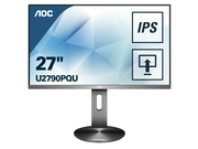 "MONITOR AOC LED 27""U2790PQU"