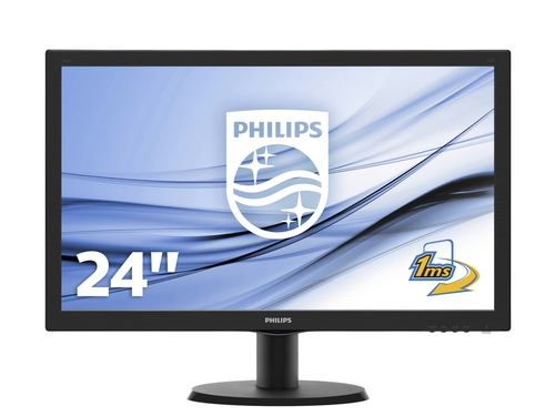 "Monitor Philips 23,6"" 243V5LHAB/00"