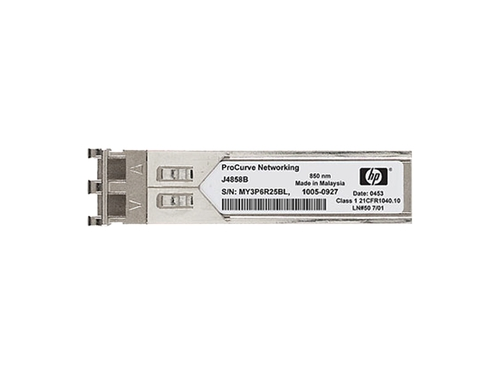 HP-moduł JD118B SFP-Transceiver 1000Base-SX/LC X120